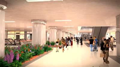 ankara fast train station video std original