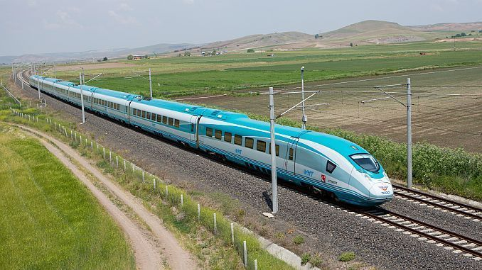 antalya kayseri speed train project ced report accepted