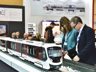arus eurasia rail was the voice of the sector at izmir