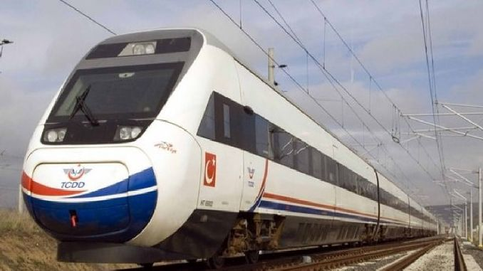 bilecik arifiye railway line reopened to train traffic