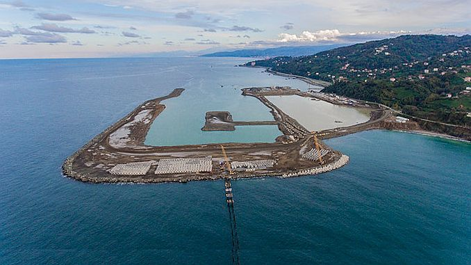 work at the second airport to the sea is full throttle