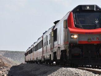 verdenshandlen accelereres med jernbanen