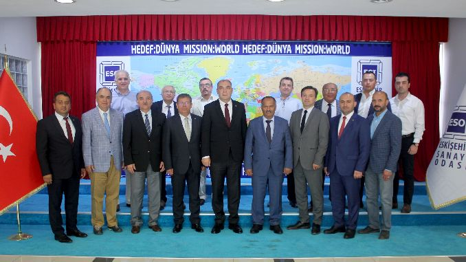 eskisehir rail systems sector focused on projects