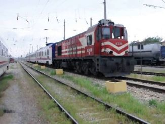 mechanic theft of train wagons in Eskisehir