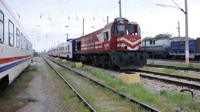 mechanic theft of train wagons in Eskisehir