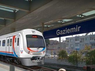 istanbul odemis basmane train times