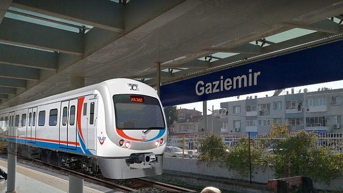 време на влака в istanbul odemis basmane