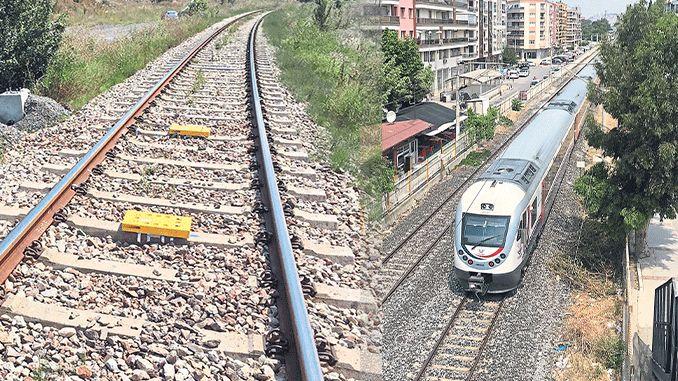противоугонные тормоза на поездах в Измире