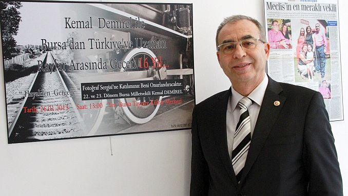 Кемаль Демирель является единственным членом мира