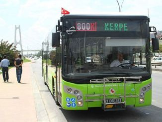 kocaelide blue flag coastal transport begins