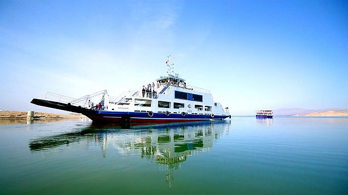 malatya baskil ferry service summer timetable