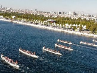 ibt interiors dragon boat festival excitement on maltepe coast