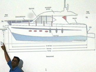 sanliurfada ship license exam organized