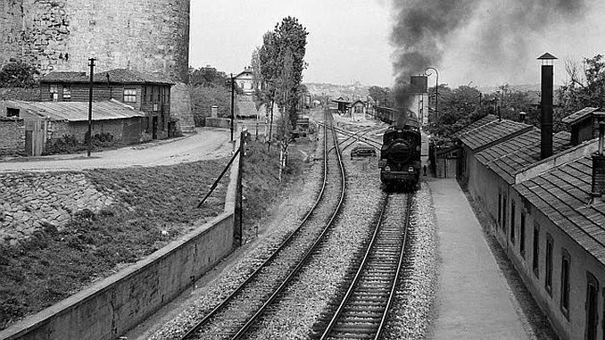 την ιστορία της διοίκησης των κρατικών σιδηροδρόμων σήμερα