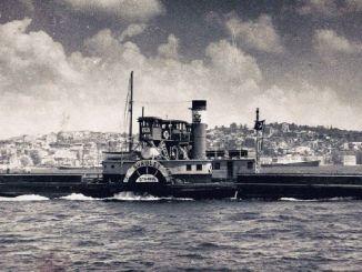 Първият автомобилен ферибот в света на турския дизайн
