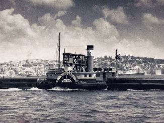 turk design world's first car ferry