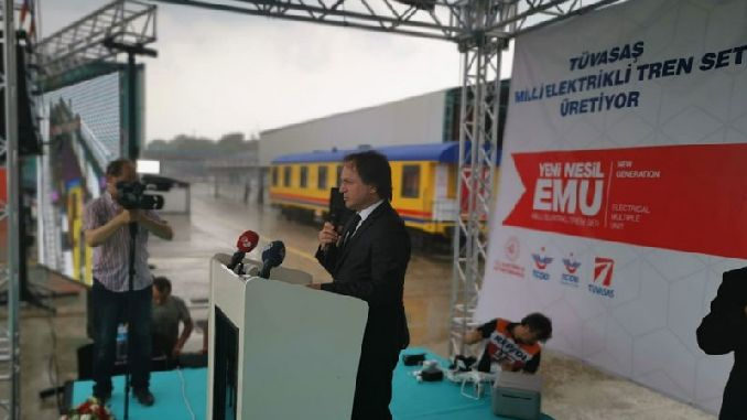 tuvasas railway vehicles aluminum body production factory opened