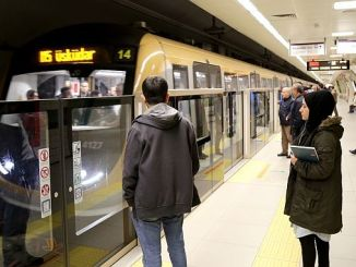 यूस्कुडर केकमेकॉय सबवे लाइन प्रवासी वाहतुकीचा रेकॉर्ड