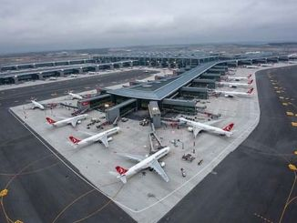 Approval of Share Transfer at Istanbul Airport