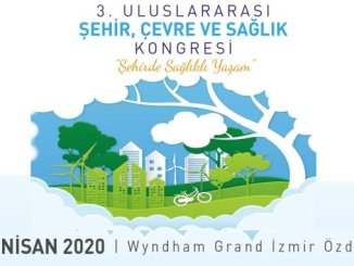 international city environment and health congress will be held in izmir in April