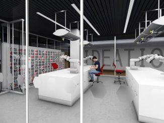 абб роботицс развија решења за будућу болницу