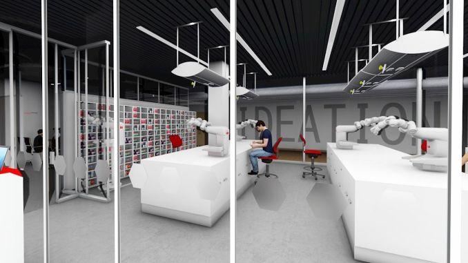 एबीबी रोबोटिक्स भविष्य के अस्पताल के लिए समाधान विकसित करता है