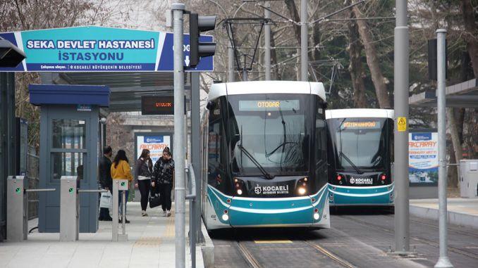 akcaray million passengers per month