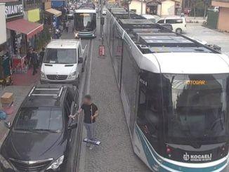 castigo aos vehículos que impiden os voos de akcaray