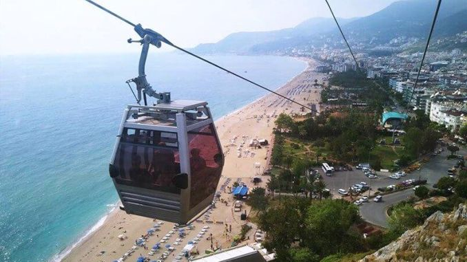 alanya ropeway determines the price encumen