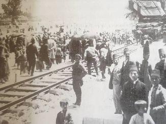 Anatolien Bagdat Eisenbahn