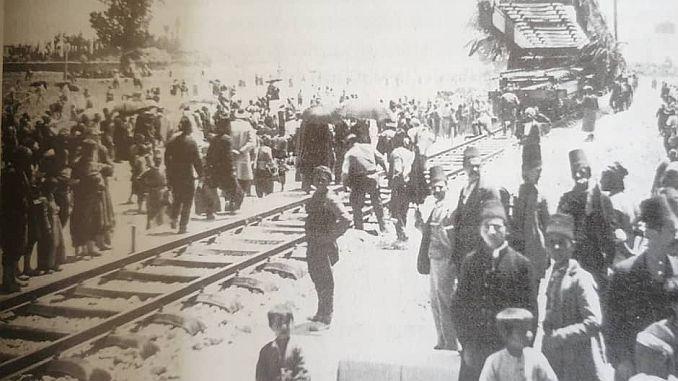 anatolia bagdat железница