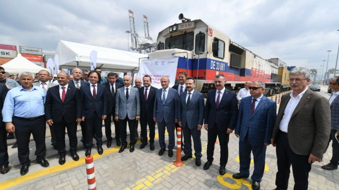 Turhan has achieved the success of making the average mileage railway per year