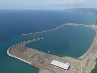 minister varank filyos reviewed the region of industri and port