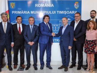 Bozankaya और Timisoara एक ट्राम समझौते पर हस्ताक्षर करते हैं जिसकी कीमत € मिलियन है