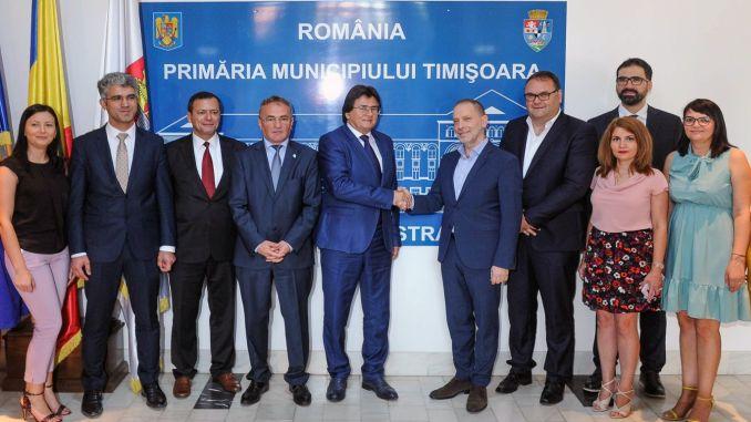 Bozankaya és Temesvár egy millió eurós villamosmegállapodást írt alá