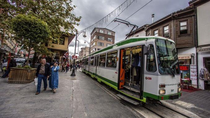 nostalgic tram rides dance competition setting