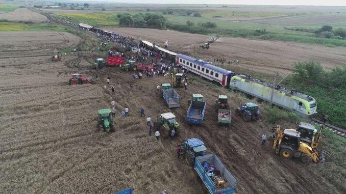 corluda train crash case before the first hearing over