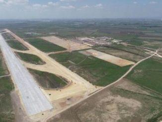 لم تهبط الطائرة في مطار كوكوروفا الإقليمي ، لكن العداد ذهب