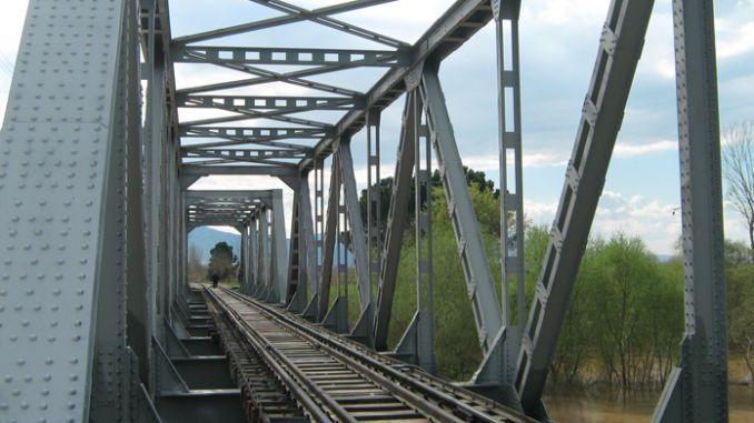 देवगिरी कासेरी रेल्वे पुल