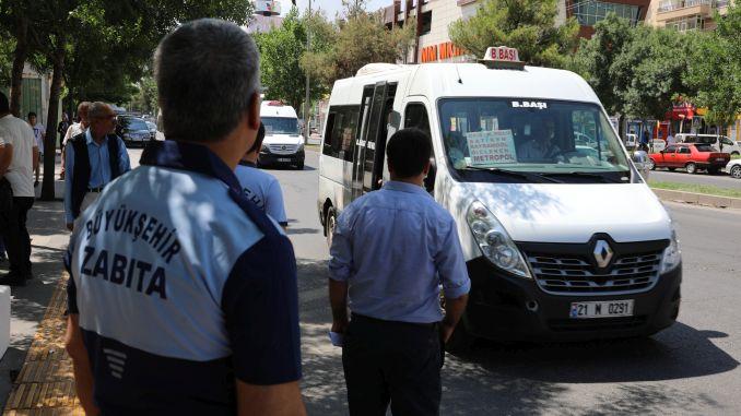 controllo dell'aria condizionata nei veicoli di trasporto pubblico