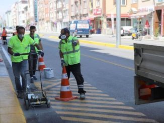 traffic safety studies in Eskisehir