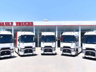 Hűtőközlekedés Megtakarítás Renault Trucksta