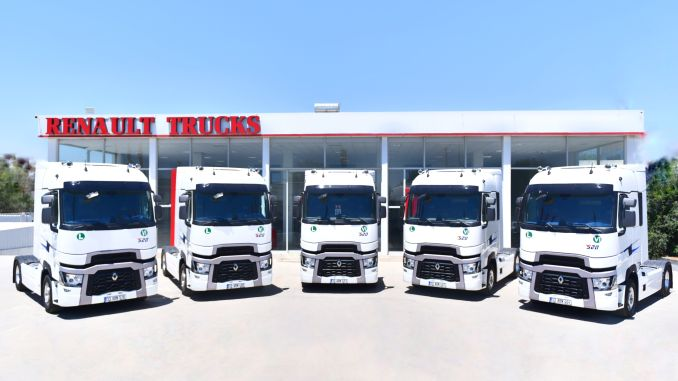 Palamigan Transportasyon Savings Renault Trucksta