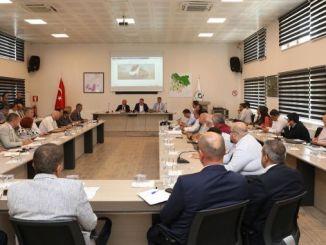 Das Treffen der beringten Kapikule-Eisenbahnlinie wurde abgehalten