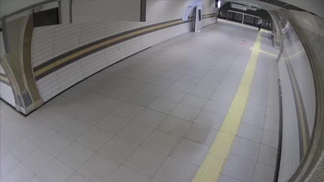 ibb calisani saved the life of metro passengers hd original