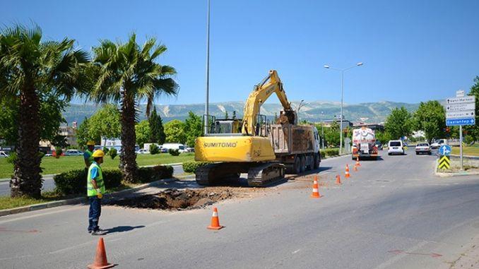 heromarasli drivers arsan intersection road three gun off