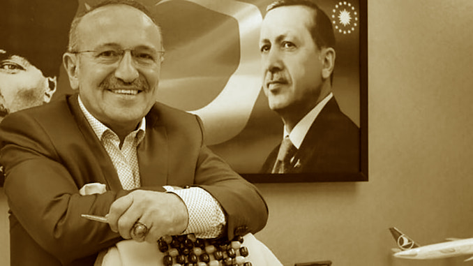 11 월의 생일 축하연 Tayyib Erdogan