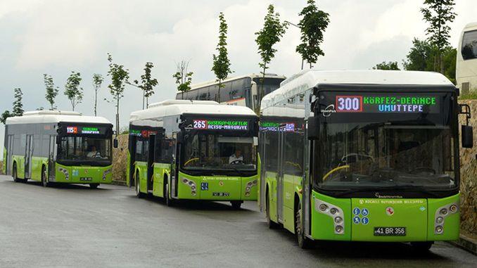kpss arrangement on the bus