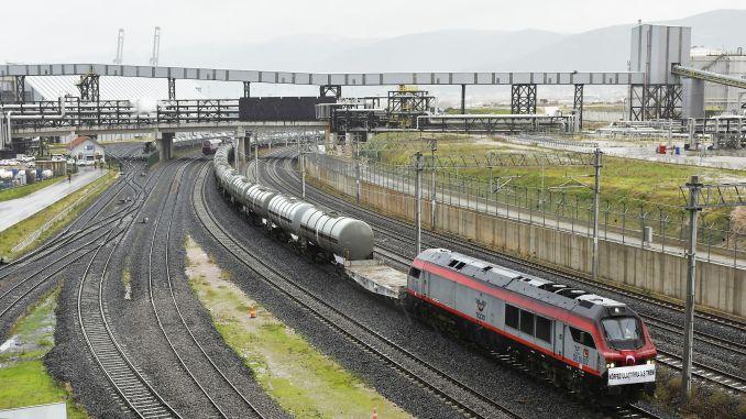 korfez transport expands its railway fleet