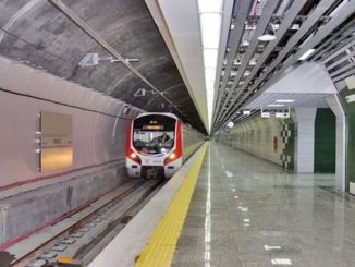 What is the length of marmaray tunnel